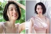 """Chán làm ngọc nữ, hot girl """"Lưu Diệc Phi"""" của Nhật Bản lột xác gợi cảm, chụp ảnh bìa tạp chí Playboy"""