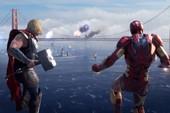 Bị gạch đá tơi bời, tuy nhiên Marvel