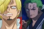 """One Piece: Phận làm """"con ghẻ"""" Sanji suốt ngày nếm trái đắng, còn """"con cưng"""" Zoro được Oda hết lòng nâng đỡ"""