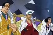 One Piece: Sở hữu trái ác quỷ siêu bá và 6 lý do khiến các đô đốc hải quân rất nguy hiểm