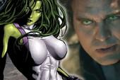 """Marvel chính thức giới thiệu """"tân binh"""" mới, một cô nàng xanh to và bá đạo hơn cả Hulk"""