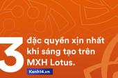 """Đặc quyền nào của MXH Lotus sẽ """"đắt giá"""" nhất cho các vlogger, quản lý Fanpage và người nổi tiếng?"""