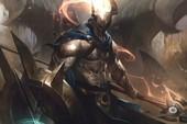Đấu Trường Chân Lý: Hướng dẫn sử dụng Pantheon - tướng mới siêu gánh team trong phiên bản 9.17