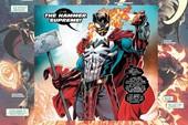 """Marvel ra mắt phiên bản Siêu anh hùng """"hợp thể"""" 8 trong 1: The Hammer Supreme"""