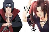 """Naruto: Phiên bản """"chuyển giới"""" nóng bỏng của các mỹ nam tộc Uchiha có làm fan lo lắng"""