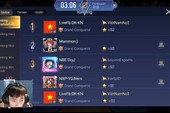 Liên Quân Mobile: Streamer Việt đạt Top 1 Thách Đấu Indonesia, đặt Quốc kỳ làm Avatar đầy tự hào