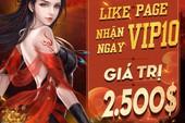 Ấn định ra mắt trong tháng 09, Tiêu Dao Mobile tặng hẳn Vip 10 trị giá 2.500$ cho người chơi ngay ngày đầu tiên