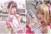 Nữ thần cosplayer xinh đẹp bỗng chốc khiến fan ú ớ, há hốc mồm sau pha pose ảnh đời thật không chỉnh sửa