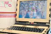 Công ty Peru này tạo ra những chiếc laptop bọc gỗ có một không hai, bền bỉ từ khi còn tiểu học đến lúc vào đại học