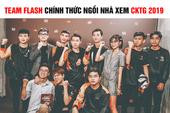 LMHT: Team Flash mất vé đi CTKG, fan tức tối nhận xét