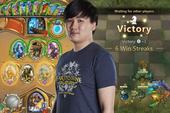 Tuyển thủ gốc Việt quăng game khi đang đánh giải do vừa thi đấu Hearthstone vừa chơi Auto Chess