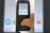 """Lộ diện điện thoại """"cục gạch"""" Nokia chạy Android, có cả Google Assistant"""
