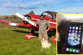 Bị rơi từ máy bay và nằm ngoài trời suốt 13 tháng, iPhone 6S Plus vẫn hoạt động bình thường khi về với chủ cũ
