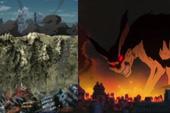 4 khoảnh khắc làng Lá bị hủy diệt và tàn phá trong series Naruto và Boruto