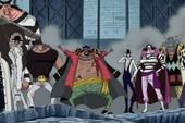 One Piece: Lý do con tàu của băng Râu Đen được đặt theo tên của thuyền trưởng Rocks?