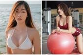 """Gục ngã trước vòng một nảy nở của cô nàng hot girl """"thể thao"""" nóng nhất Đông Nam á"""