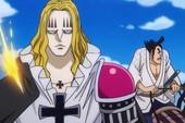 """One Piece: """"Lời nguyền tóc vàng"""" đã vận vào Basil Hawkins, cứ đụng vào ai là bị đánh cho thê thảm"""