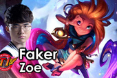 """LMHT: Tìm hiểu cách chơi Zoe đạt tới ngưỡng hoàn hảo của """"Quỷ Vương"""" Faker"""