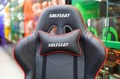 Trên mông SoleSeat XMEN+: Ghế gaming có kết cấu chắc chắn mà giá lại vừa phải