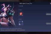 Liên Quân Mobile: Garena tặng cả server Khung viền Xử Nữ, hàng chục mảnh tướng/skin dịp Trung thu