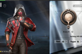 PUBG Mobile: Hé lộ phần thưởng Rank mùa 11 gồm toàn skin súng, dù và Khung Avatar cực chất