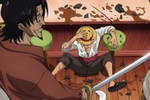 """One Piece: 5 nhân vật """"yếu còn thích ra gió"""" khi dám thách thức những chiến binh nguy hiểm"""