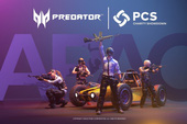Acer Predator là nhà tài trợ chính thức cho giải đấu vì cộng đồng PUBG Continental Series (PCS) APAC Charity Showdown