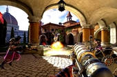 Bom tấn MMOFPS Renaissance Heroes cho đăng ký test
