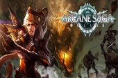 Arcane Saga, game nhập vai hot mở cửa chính thức