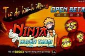 Điểm mặt 4 game online Ninja vừa đến Việt Nam