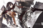 Tựa game Attack on Titan đầu tiên được công bố
