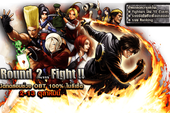 The King of Fighters Online rục rịch Open Beta