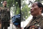 Giới trẻ cảm động với ảnh cựu chiến binh về viếng Đại tướng