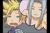 Khi nhân vật Final Fantasy tập tạ