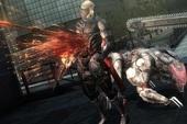 Metal Gear Rising PC tung screenshot mới