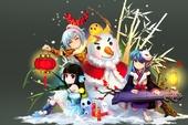 Món quà Giáng Sinh tuyệt vời từ Thiện Nữ U Hồn
