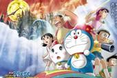 Phim hoạt hình Doraemon sẽ được công chiếu tại Việt Nam