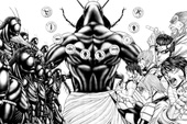 Terra Formars - Manga về quái vật gián bụng ... 12 múi