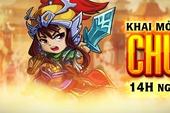GameK gửi tặng 100 Gift Code Mãnh Tướng Online