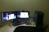 Tròn mắt với case máy tính cực khủng của game thủ Việt