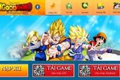 Game mobile đề tài Dragon Ball xuất hiện tại Việt Nam