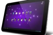 Tablet khổng lồ của Toshiba có giá hơn 13,5 triệu