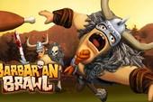Xuất hiện game PvP siêu nhộn Barbarian Brawl