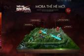 MOBA Thời Đại Anh Hùng xác nhận tên miền chính thức tại Việt Nam