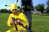 Xem game Pikachu phiên bản... bạo lực 18+