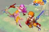 Hero Chibi có mặt trên cổng Soha Game cùng nhiều giftcode giá trị