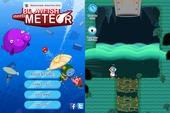 """Blowfish Meets Meteor – Game """"phá gạch"""" mới mẻ"""