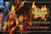 Pantheon Legend : game thẻ bài mới hấp dẫn trên iOS