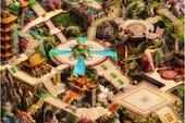 Đã mắt với hiệu ứng 3D cực đẹp của Mộng Càn Khôn