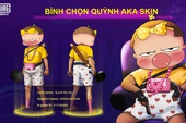Mắt tròn mắt dẹt với những thiết kế trang phục đỉnh cao từ các game thủ PUBG Mobile, Quỳnh Aka nhanh chóng lọt vào top 5